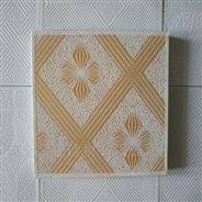 石家庄彩膜PVC石膏贴面板